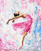 Картина по номерам 40x50 Полёт в танце, Rainbow Art (GX29767), фото 1