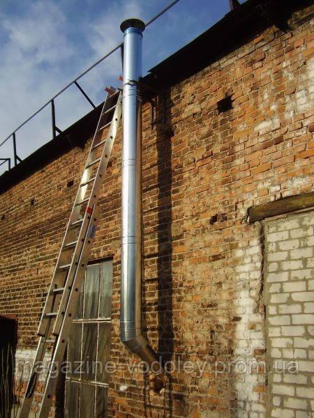 Кирпичные дымоходы в теплице дымоходы нижний новгород установка