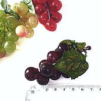 Виноград темный. 8 см