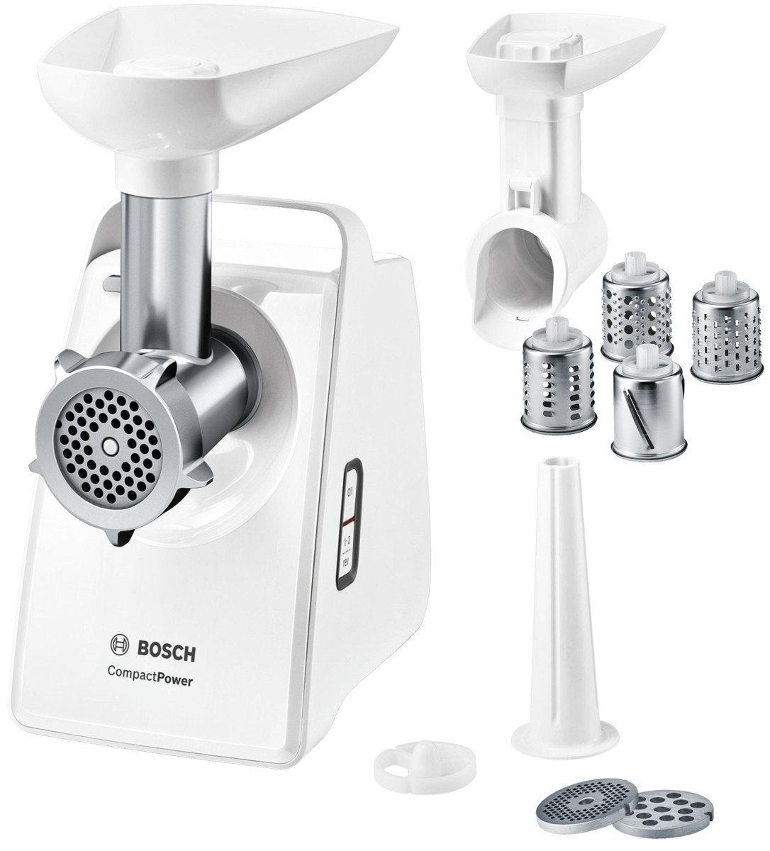 Электромясорубка Bosch MFW3X14W