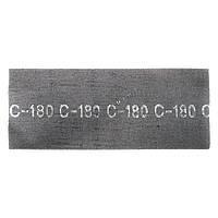Сетка абразивная 105x280мм SiC К80 INTERTOOL KT-600850 (50 шт/уп)