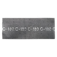 Сетка абразивная 105*280мм SiC К800 INTERTOOL KT-608050 (50 шт/уп)