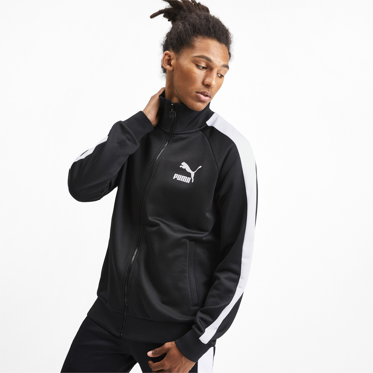 Спортивная куртка мужская Iconic T7 Men's Track Jacket