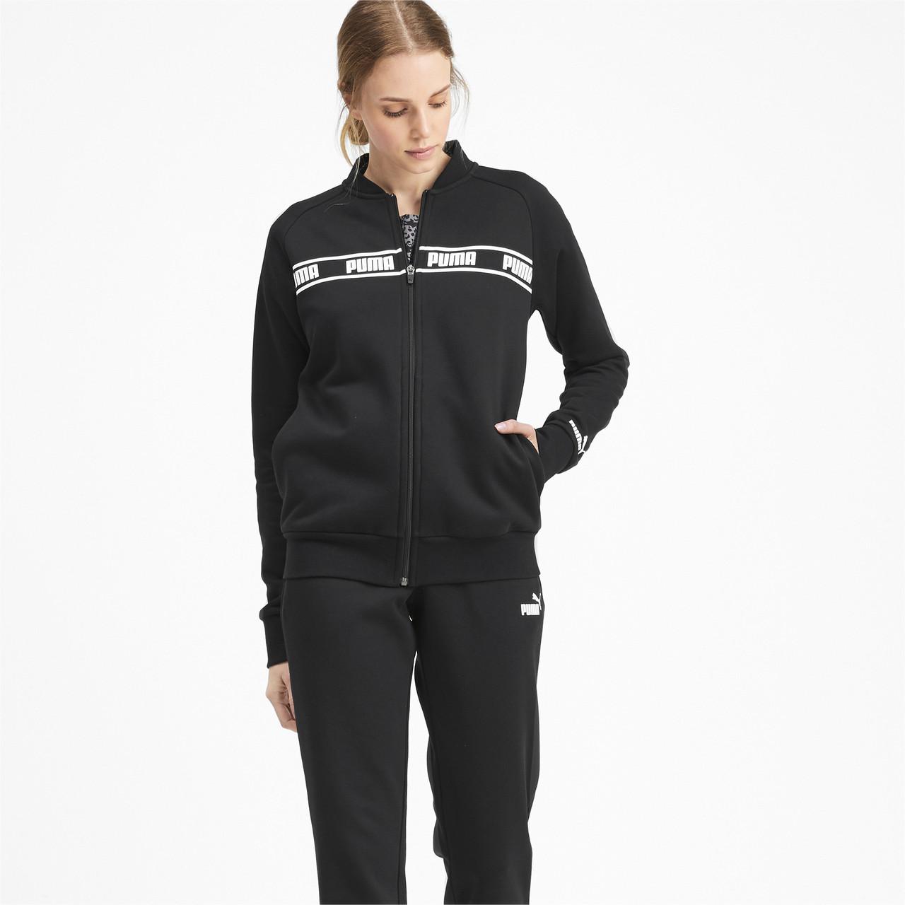 Спортивний костюм Женский Puma black, white