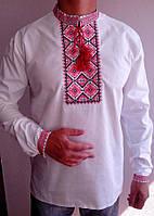 Мужская вышиванка длинный рукав