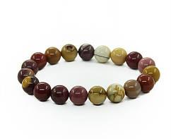 Браслет Яшма Мукаин натуральные камни