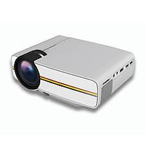 Проектор портативный мультимедийный с динамиком LEJIADA YG400, фото 2