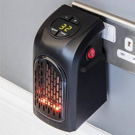 Портативный мини обогреватель Rovus Handy Heater 400W, фото 2