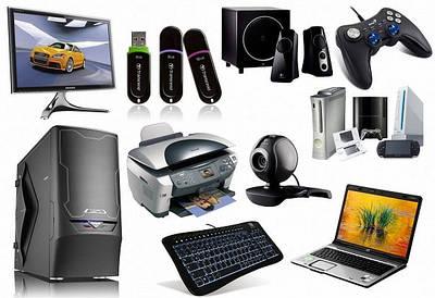 Компьютерная и цифровая техника