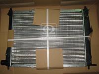 Радиатор охлаждения на DAEWOO LANOS 1.5 и 1.6 16V без кондиционера (Nіssens)