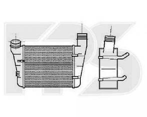 Интеркулер Ауди A4 01-04 (B6) / AUDI A4 B6 (2000-2005)