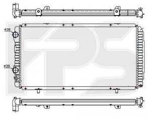 Радиатор Фиат Дукато 94-06 / FIAT DUCATO (1994-2002)