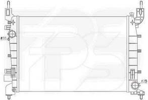 Радиатор Фиат Линеа (2006-) / FIAT LINEA (2006-)