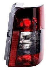 Правый задний фонарь кузов 2 DOOR дымчатая вставка без платы Ситроен Берлинго 97-05 / CITROEN BERLINGO (1997-2002)