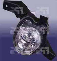 Правая фара противотуманная Чери QQ 06- без лампы / CHERY QQ JAGGI (2006-2010)