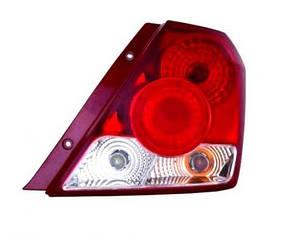 Правый задний фонарь кузов HB без платы Шевролет Авео T200 / CHEVROLET AVEO T200 (2004-2006)