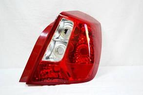 Правый задний фонарь без патронов Шевролет Лачетти кузов седан / CHEVROLET LACETTI SEDAN/VAN (2003-2013)
