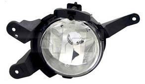 Левая фара противотуманная Шевролет Круз под лампу h8 без лампы / CHEVROLET CRUZE (2009-2015)