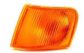 Левый указатель поворота Форд Эскорт -95 желтый без патрона / FORD ESCORT (1990-1995)
