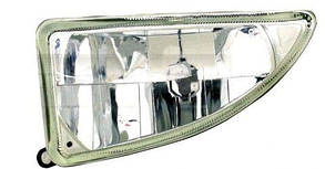 Левая фара противотуманная Форд Фокус до 2002 года без лампы / FORD FOCUS I (1998-2004)
