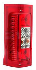 Левый задний фонарь без платы Пежо Боксер -06 / PEUGEOT BOXER (2002-2006)