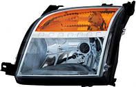 Левая фара Форд Фюжин 06-12 электро регулировка h4+p21w+w5w с корректором / FORD FUSION (2002-2012)