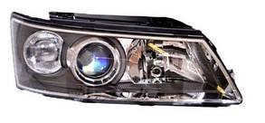 Правая фара Хюндаи Соната 05-07 h7+h1+py21w+w5w (с габаритом) электро регулировка без корректора / HYUNDAI SONATA (2005-2010)