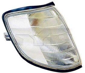 Правый указатель поворота Мерседес W140 1991-93 белый без патрона / MERCEDES S-Class W140 (1991-1998)