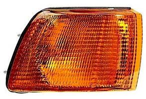 Правый указатель поворота Митсубиши Галант 88-93 желтый (eur- одна лампочка) / MITSUBISHI GALANT (1988-1993)