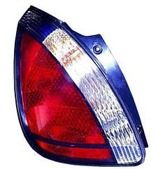 Левый задний фонарь кузов HB без платы Киа Рио -11 / KIA RIO (2005-2011)