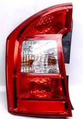 Левый задний фонарь без патронов Киа Каренс -11 / KIA CARENS (2007-2011)