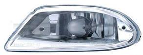 Левая фара противотуманная Мерседес 163 с 2002 года без лампы h8 / MERCEDES ML-Class W163 (1997-2005)