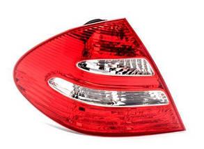 Левый задний фонарь Мерседес 211 02-06, кузов седан  AVANTGARDE, (LED), без платы / MERCEDES E-Class W211 (2002-2009)