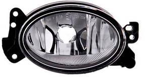 Правая фара противотуманная Мерседес G-Class W463 под лампу h11 овальная без лампы / MERCEDES G-Class W463 (2007-2012)