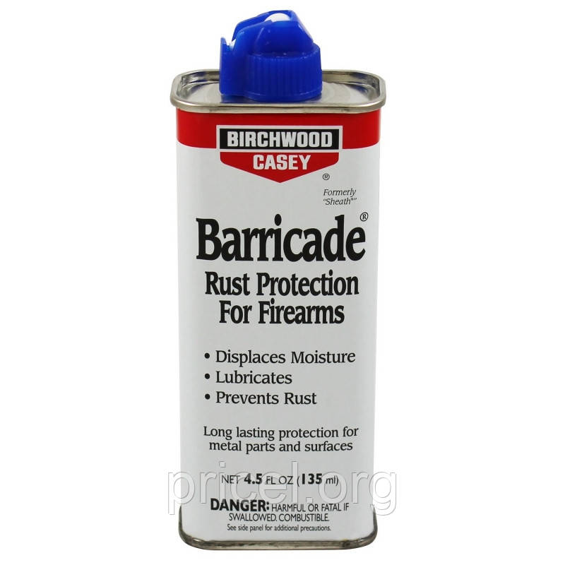 Защита от коррозии Birchwood Casey Barricade® Rust Protection 4,5 oz / 135 мл (33128)
