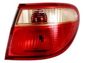 Левый задний внешний фонарь кузов седан, без платы Ниссан Альмера N16 00-06 / NISSAN ALMERA N16 (2000-2006)