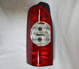 Левый задний фонарь Опель Мовано  03-10 без платы / OPEL MOVANO (1998-2010)