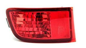 Левый задний фонарь Тойота Прадо J120, в бампере (активный), без патронов / TOYOTA LAND CRUISER PRADO J120 (2003-2009)