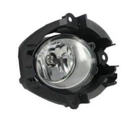 Правая фара противотуманная Тойота Рав4 06-10 с рамкой без лампы / TOYOTA RAV4 CA30 (2006-2012)