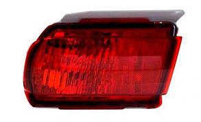 Левый задний фонарь Тойота Прадо J150 10-16, в бампере активный, без лампы / TOYOTA LAND CRUISER PRADO J150 (2010-)
