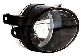 Левая фара противотуманная Вольксваген Амарок 10- без лампы / VOLKSWAGEN AMAROK (2010-)