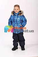 Зимний комплект для мальчика Lenne ROBBY 19320B-6000