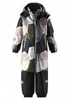 Комбинезон зимний для мальчика Reima Reimatec Kiddo Snowy 520269B, цвет 8935 REIMATEC 19-20