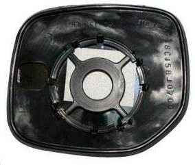Левый вкладыш зеркала Ситроен Берлинго -07 без обогрева выпуклый / CITROEN BERLINGO (1997-2002)
