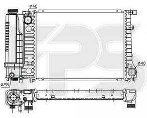 Радиатор Пежо J5 / PEUGEOT J5 (1981-1994)
