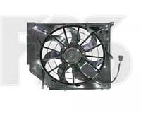 Вентилятор в сборе БМВ 3 (E46) 98-05 / BMW 3 E46 (1998-2005)