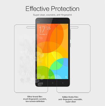Защитная пленка Nillkin Crystal для Xiaomi Mi 4i / Mi 4c