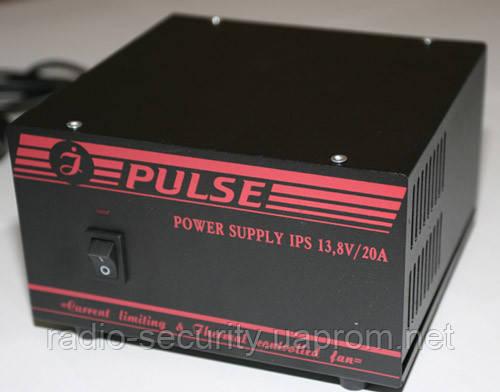 IPS 13.8V 15A / 20А / 30А импульсный блок питания