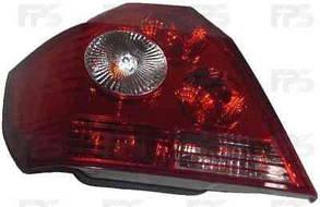 Левый задний фонарь Джили MK 06-, кроме CROSS / GEELY MK (2006-)