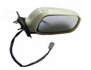 Правое зеркало Джили MK электрический привод, без обогрева, выпуклое / GEELY MK (2006-)